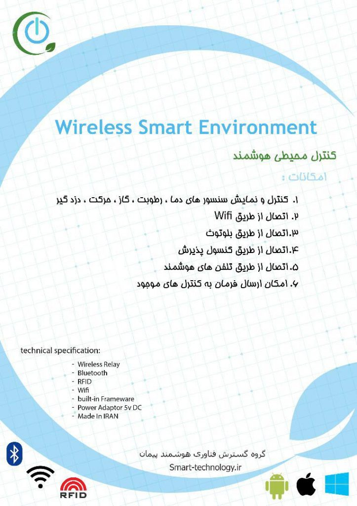 کنترل محیطی هوشمند
